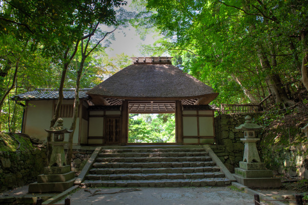Honen-in Temple Gate