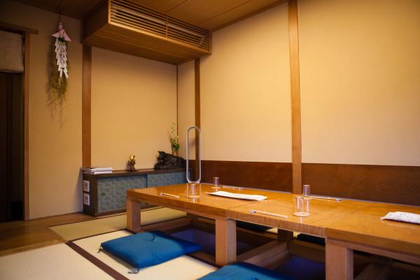 Inside the tiny one Michelin star restaurant Kappo Sakamoto