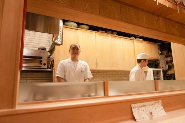 Chef Ryuta Sakamoto