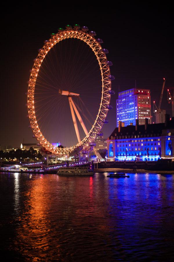 The Eye of S̶a̶u̶r̶o̶n̶ London
