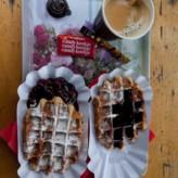 Waffles, Van Gogh Museum, Pea Soup, Flower Market, Shopping