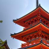 Ryokan, Kiyomizu-dera, and Pottery